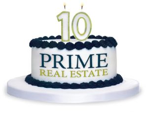 Prime 10th Birthday